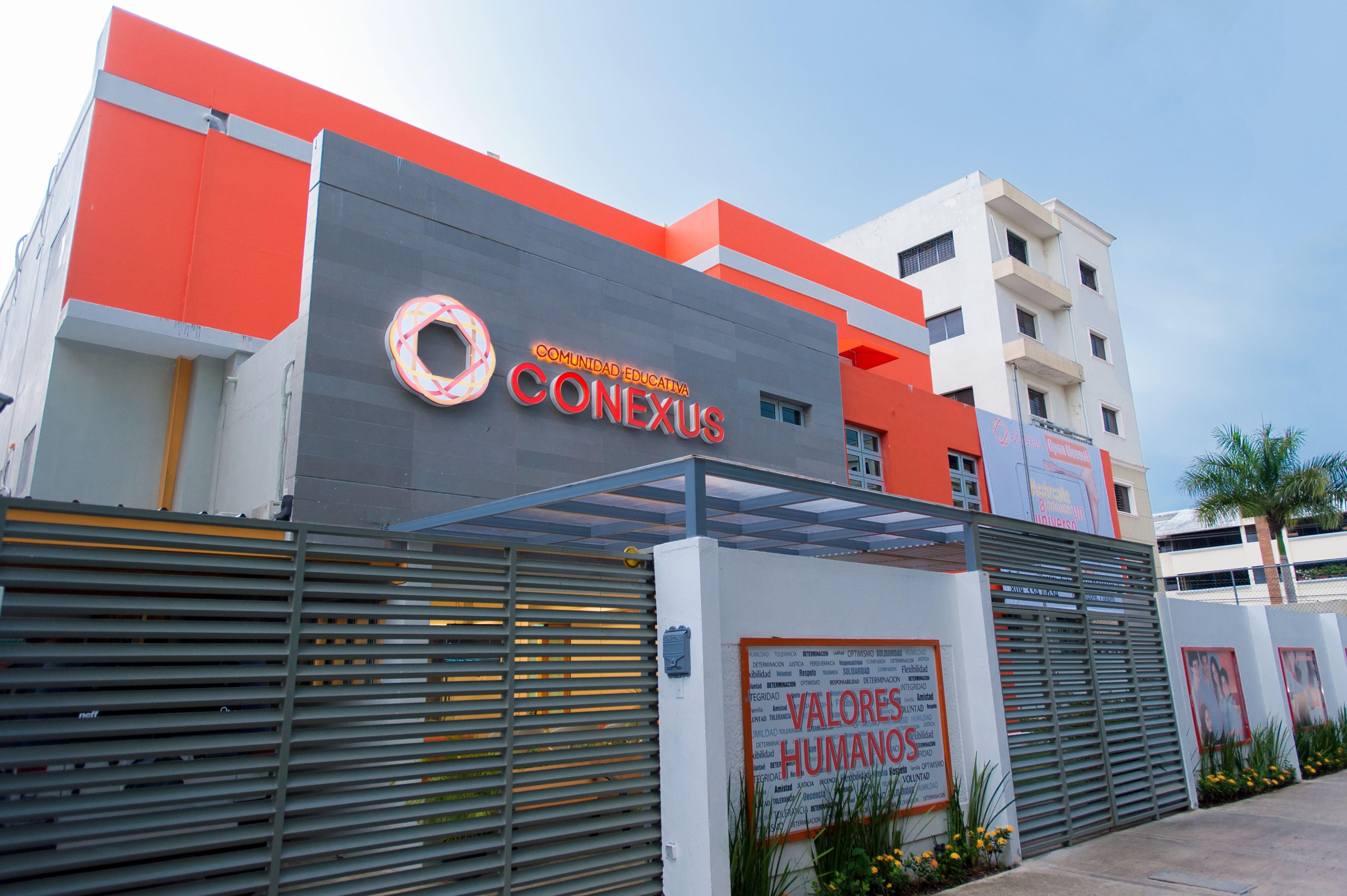 Comunidad Educativa Conexus - JCIngenieria.com.do